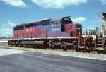 HLCX SD40-2 6205